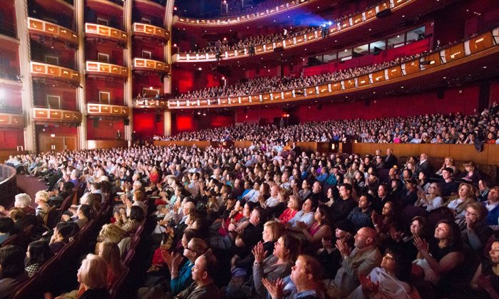 Dolby Theatre. (Epoch Times)
