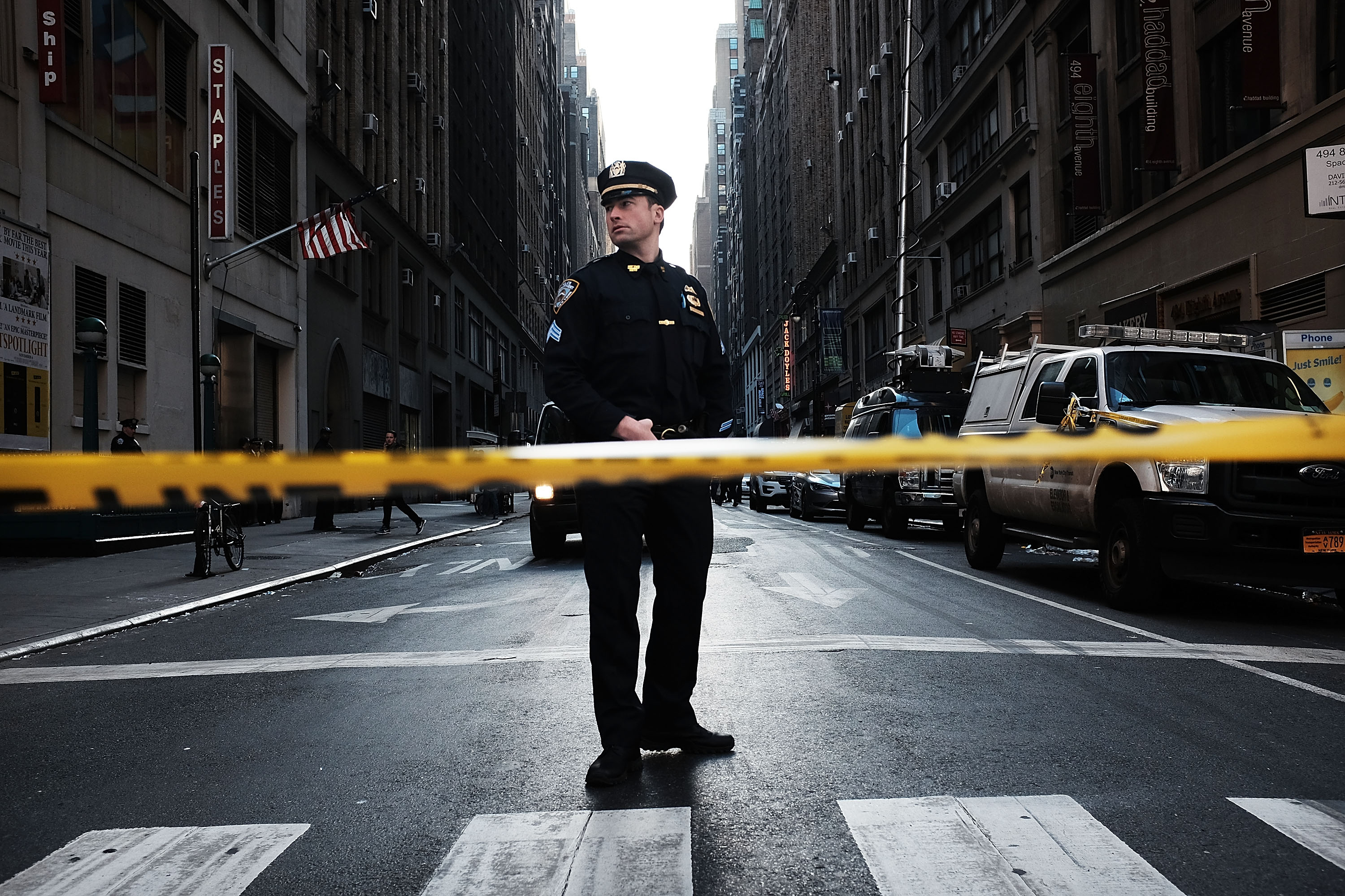 The Cop: America's Ethical Guardian