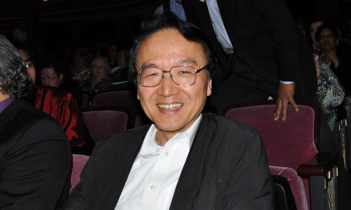 Tai Hashizawa enjoyed Shen Yun Performing Arts at Bass Hall on March 14. (Amy Hu/Epoch Times)