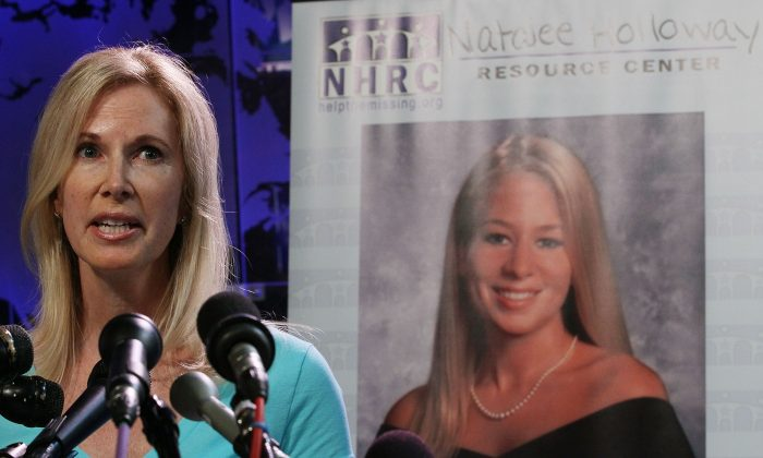 Natalee Holloway's Mother Sues Oxygen Over False Claims of Human Remains
