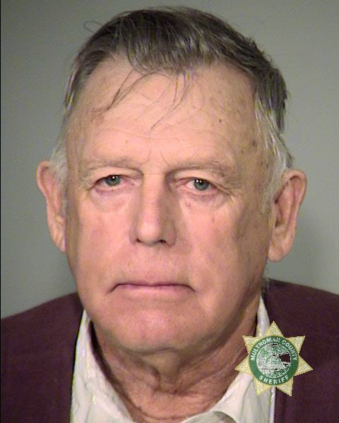 PORTLAND, OR - FEBRUARY 10: (EDITORS NOTE: Best quality available)  In this handout provided by the Multnomah County Sheriff's Office, Cliven Bundy poses for a mugshot photo after being arrested by federal agents February 10, 2016 in Portland, Oregon. Bundy's sons, Ammon and Ryan, were arrested in January for their role in the Malheur National Wildlife Refuge takeover. (Photo by Multnomah County Sheriff's Office via Getty Images)