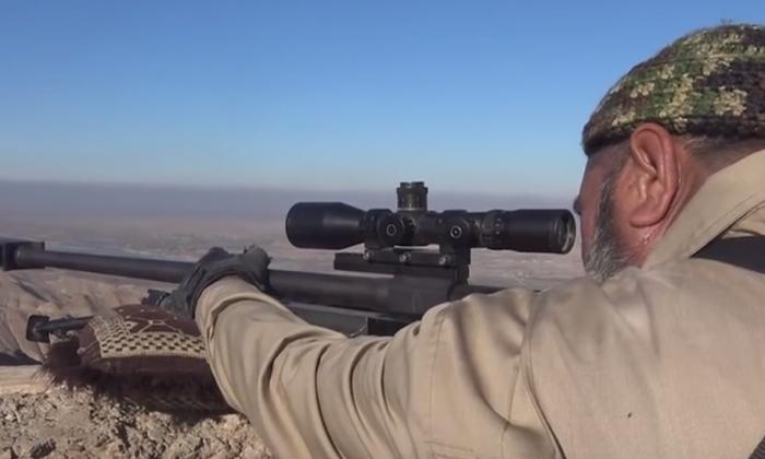 (Iraqi Popular Mobilization Units/YouTube screenshot)