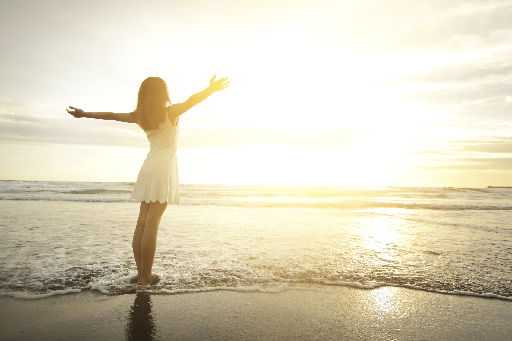 The Healing Benefits of the Sun