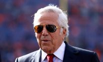 New England Patriots Owner Robert Kraft Charged With Soliciting Prostitution: Reports