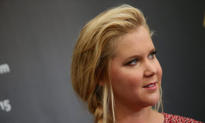 Actress Amy Schumer (Photo by Vittorio Zunino Celotto/Getty Images)