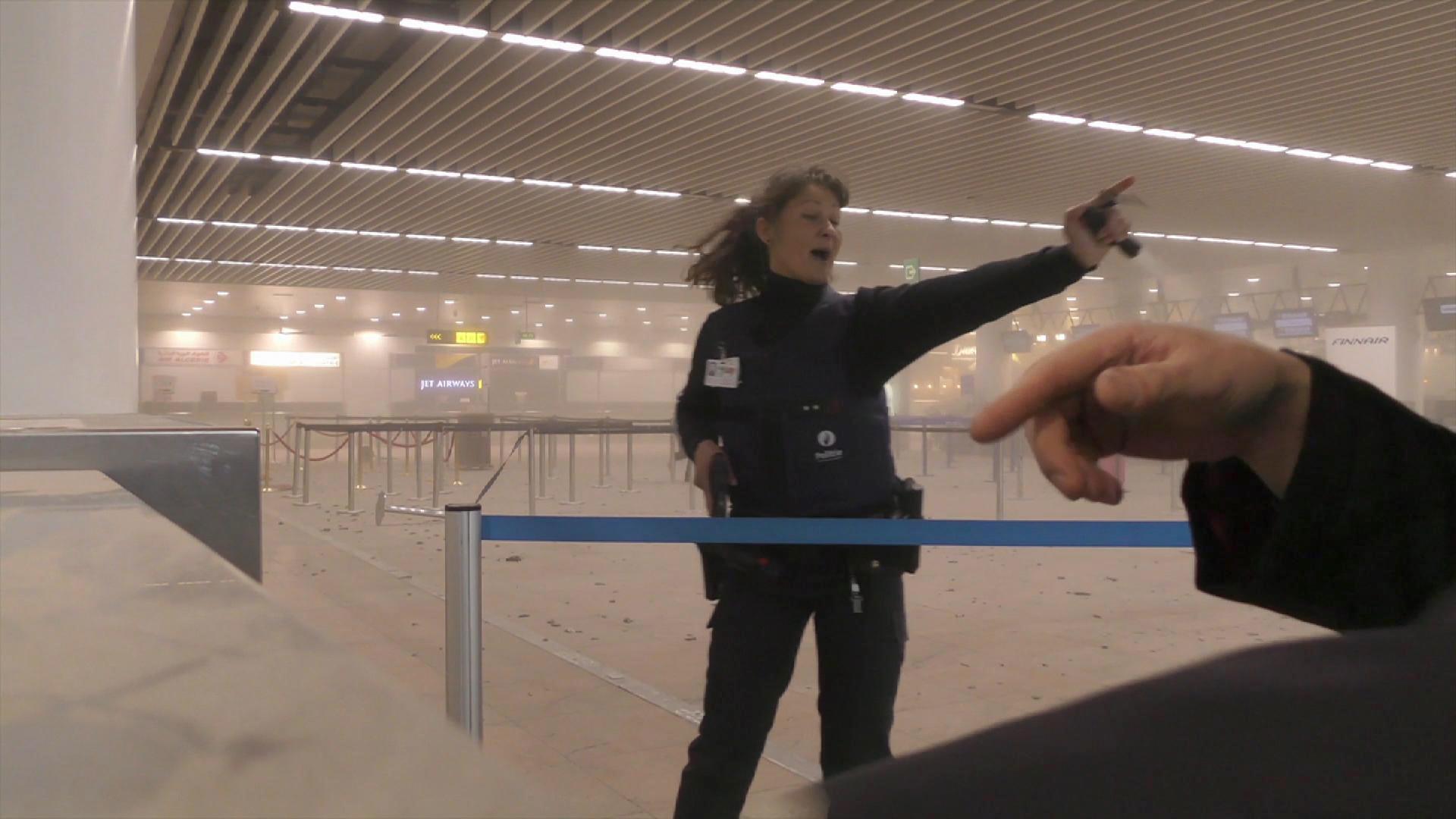 Social Media Responds to Brussels Terrorist Attacks
