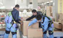 Panasonic Debuts 'Assist Robots' That Can Make You Superhuman