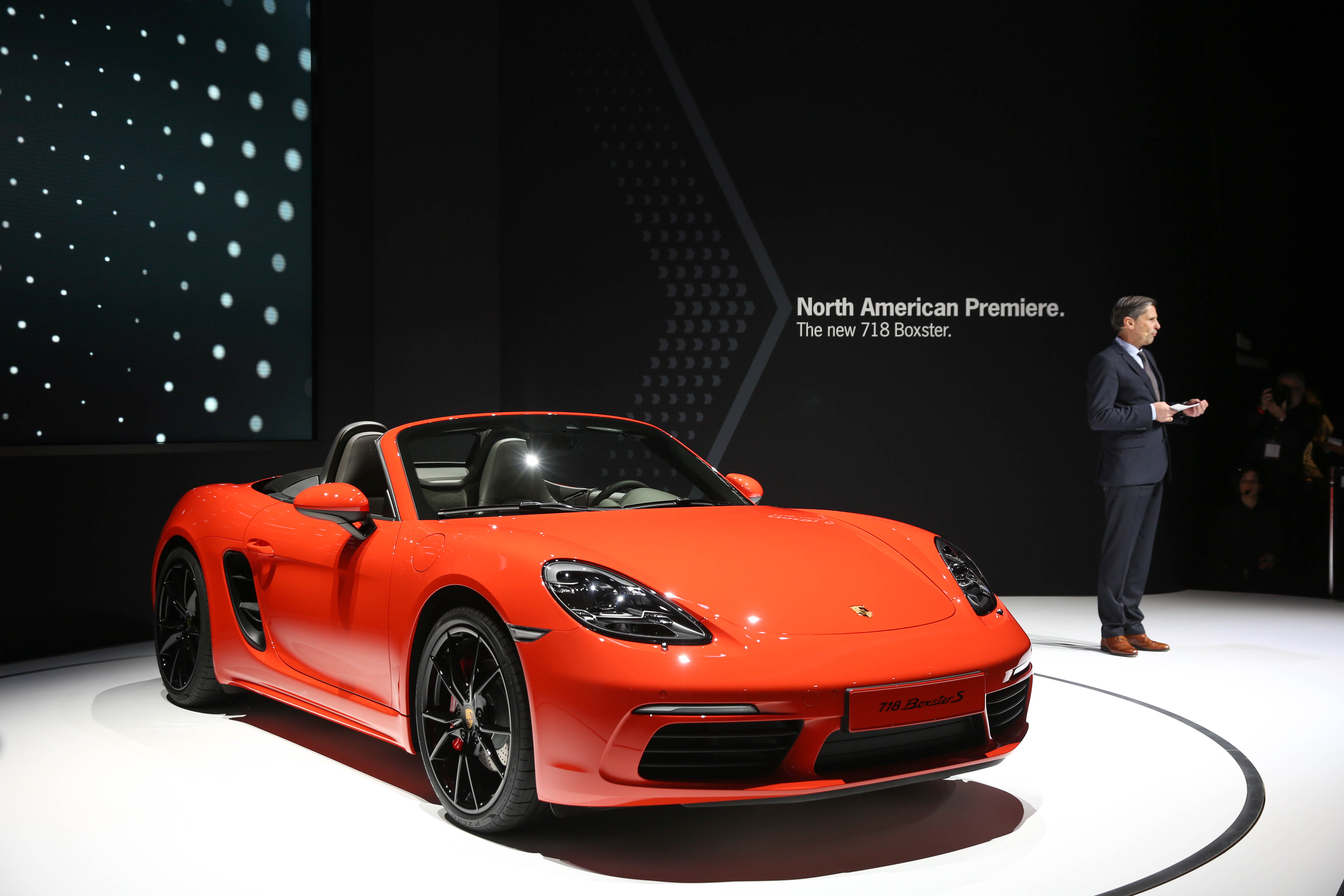 porsche debuts three models at the new york auto show. Black Bedroom Furniture Sets. Home Design Ideas