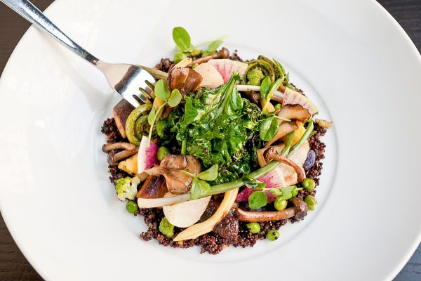 Foragers Table's Harvest Salad. (Courtesy of Foragers Table)