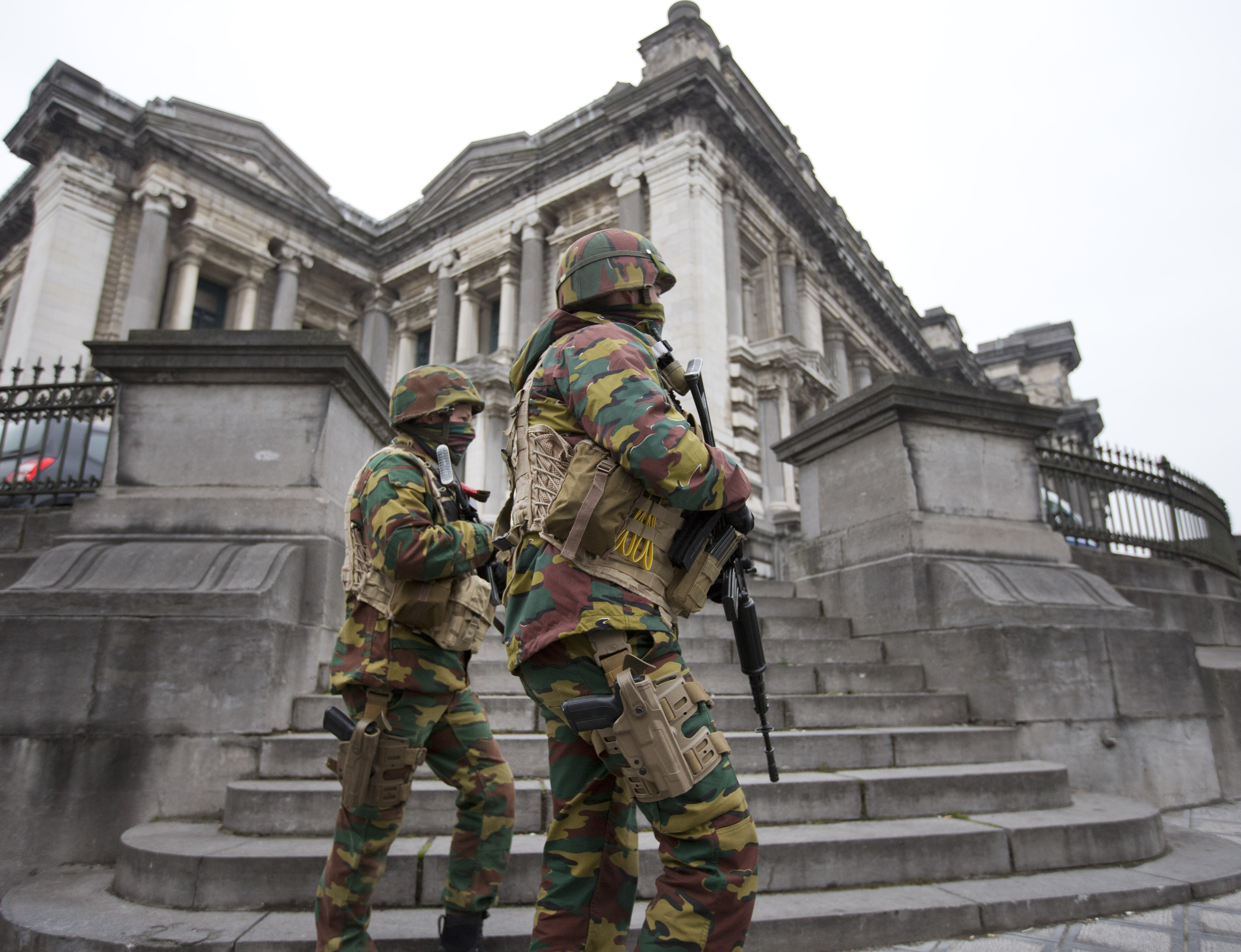 Brussels Terrorists Had Possibily Planned an Attack on Nuclear Power Plant