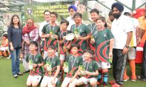Special Guest Makes Khalsa Mini Tournament All the More Memorable