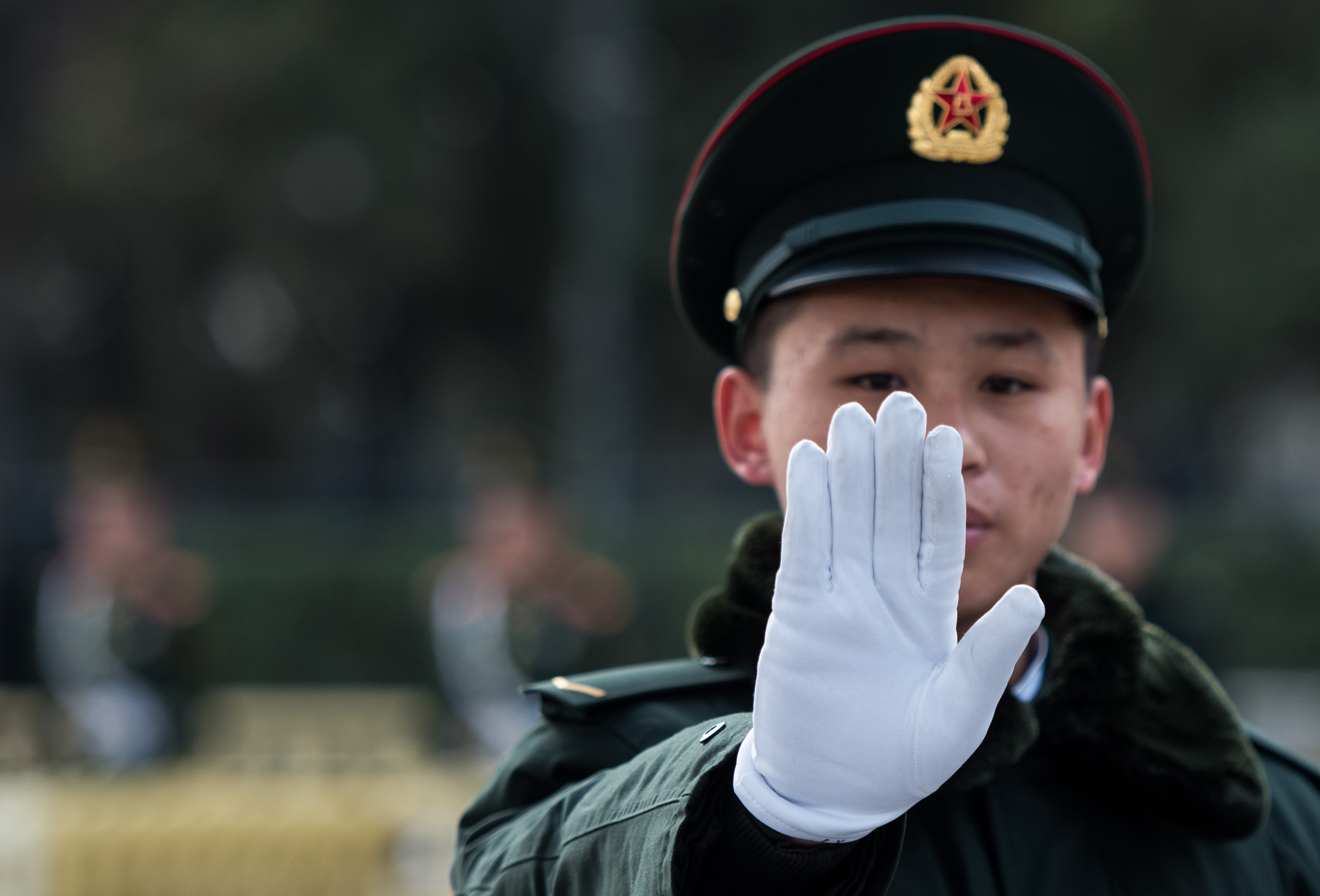 CHINA SECURITY: Twitter's First China Director Signals Censorship and State Control