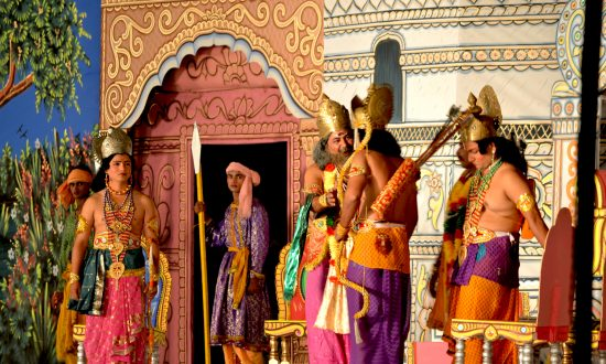 India's Rich 'Intangible' Cultural Treasures