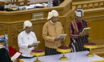 Burma Democracy Takes Momentous Step With New President