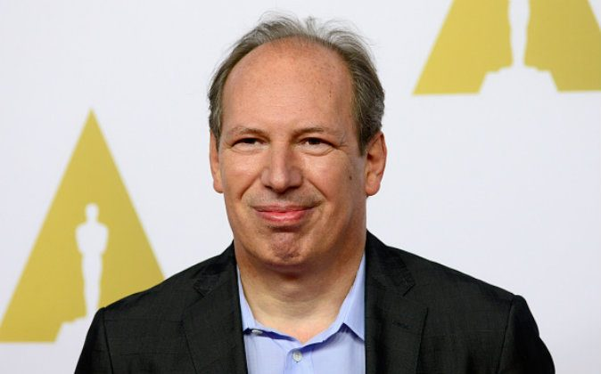 Composer Hans Zimmer attends the 87th Annual Academy Awards Nominee Luncheon at The Beverly Hilton Hotel on Feb. 2, 2015 in Beverly Hills, California. (Frazer Harrison/Getty Images)