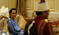 Burmese Leader Aung San Suu Kyi Says Terrorism a Threat to Wider Region