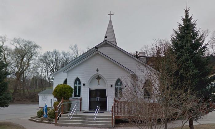St. Joseph Chaldean Church. London, Ontario in Canada. (Google Maps)