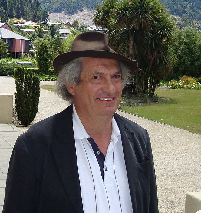 Persi Diaconis (Søren Fuglede Jørgensen/CCBY-SA)