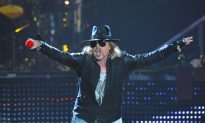 Axl Rose to Sing for AC/DC After Brian Johnson Suffers Hearing Problems