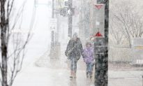 Snow, Thunder, Rain: East Coast Sees It All as April Opens
