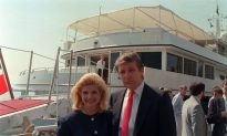 Ivana Trump, Ex-Wife of Donald Trump, Says She's Been Advising Presidential Candidate During Campaign