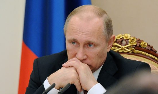 CHINA SECURITY: Vladimir Putin May Be Dating a Chinese Spy