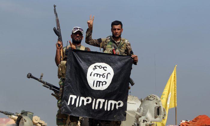 (Ahmad al-Rubaye/AFP/Getty Images)