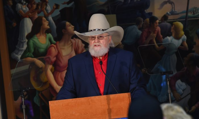 Charlie Daniels attends the CMA Presentation of The 2016 Country Music Hall Of Fame Inductees (Rick Diamond/Getty Images)