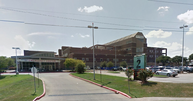 Lyndon B. Johnson Hospital in Houston (Google)