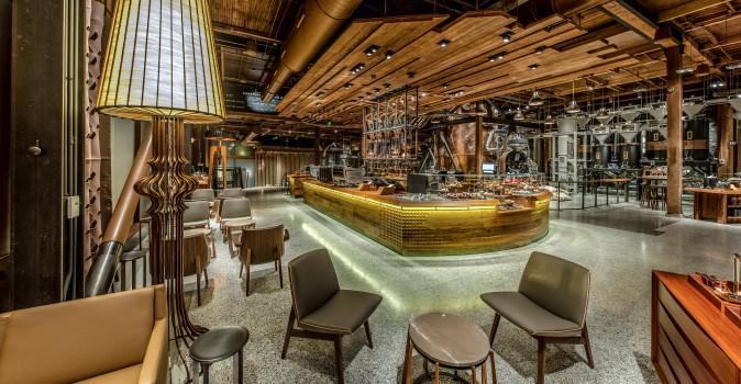 The soon-to-come New York City Starbucks Roastery will be modeled after the company's first built Roastery, which was finished in December of 2014 in their hometown of Seattle, Washington. (Photo courtesy of Starbucks)