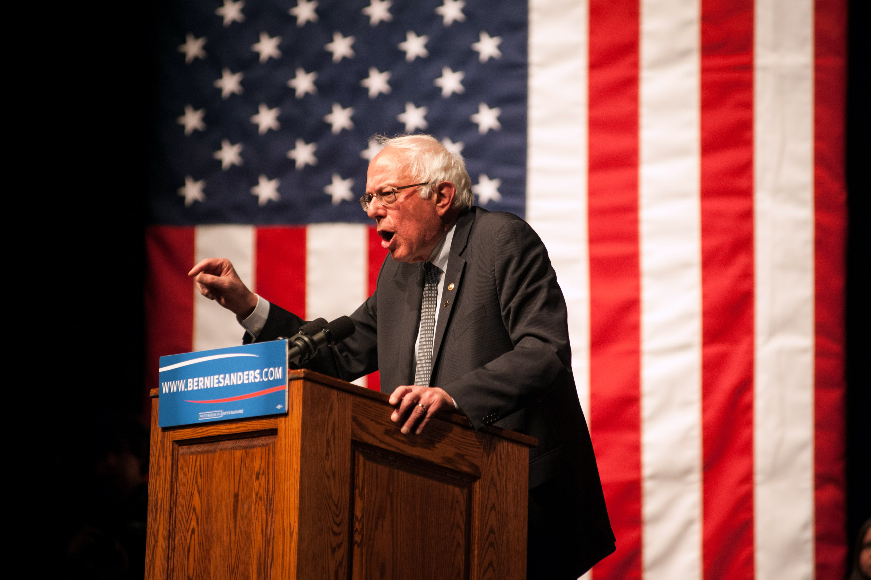 Bernie Sanders Accepts Invitation to Visit the Vatican