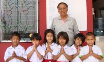 Boy Soldier Grows Up to Be 'Father of 50,000' Poor Children