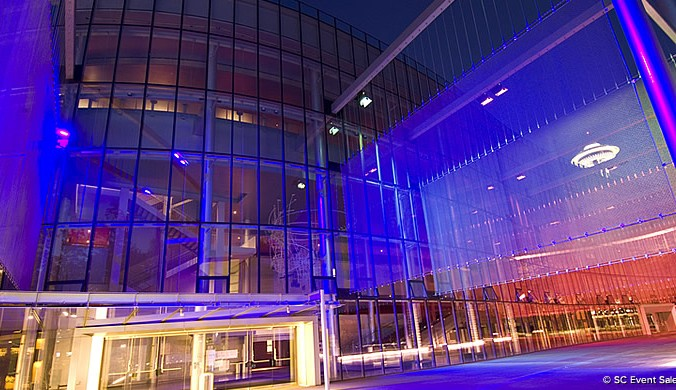 Marion Oliver McCaw Hall, Seattle.