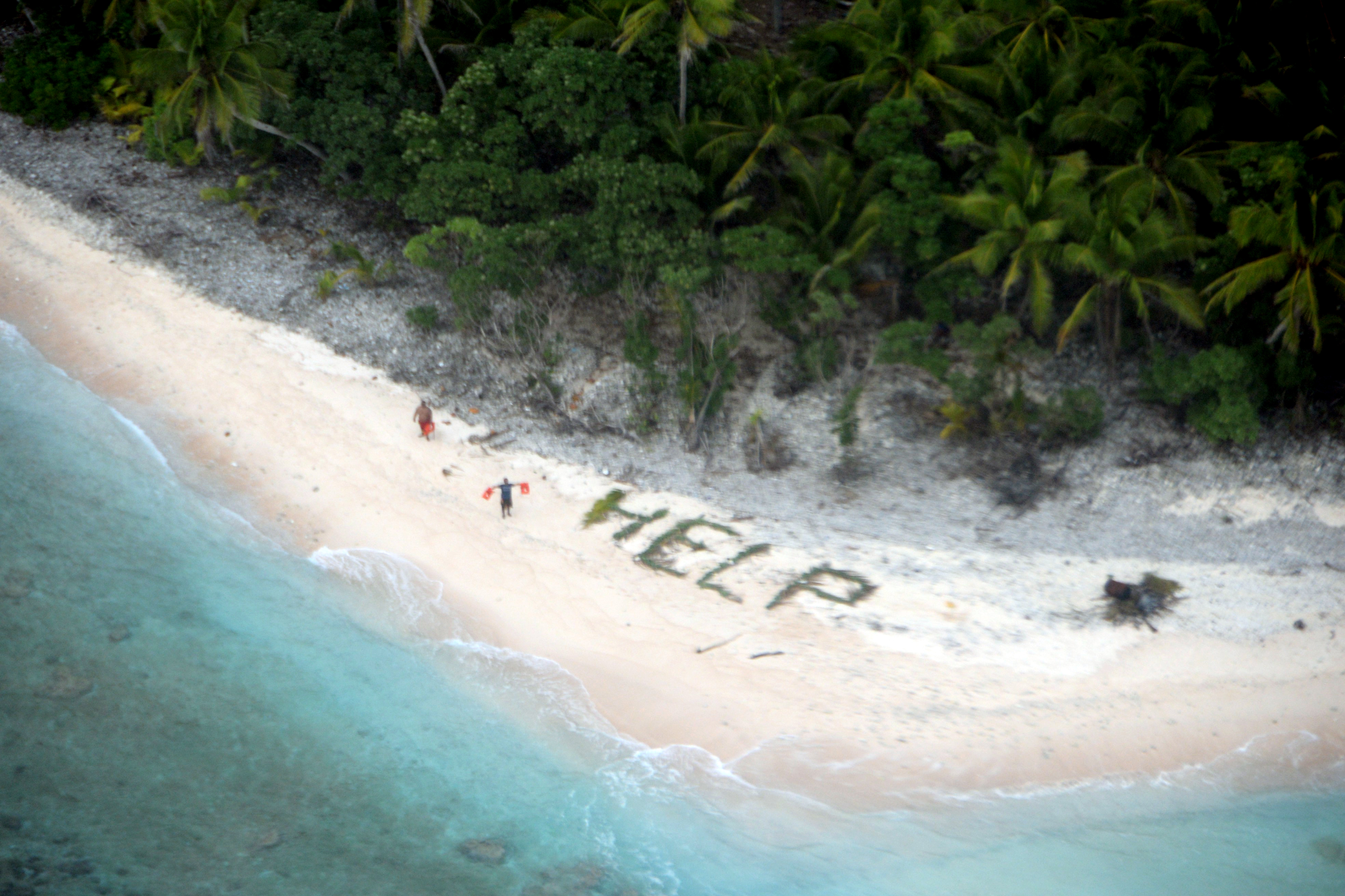 'Animal Planet' Film Crew Saves Real-Life Castaway Who Was 'Ready to die' on Australian Island