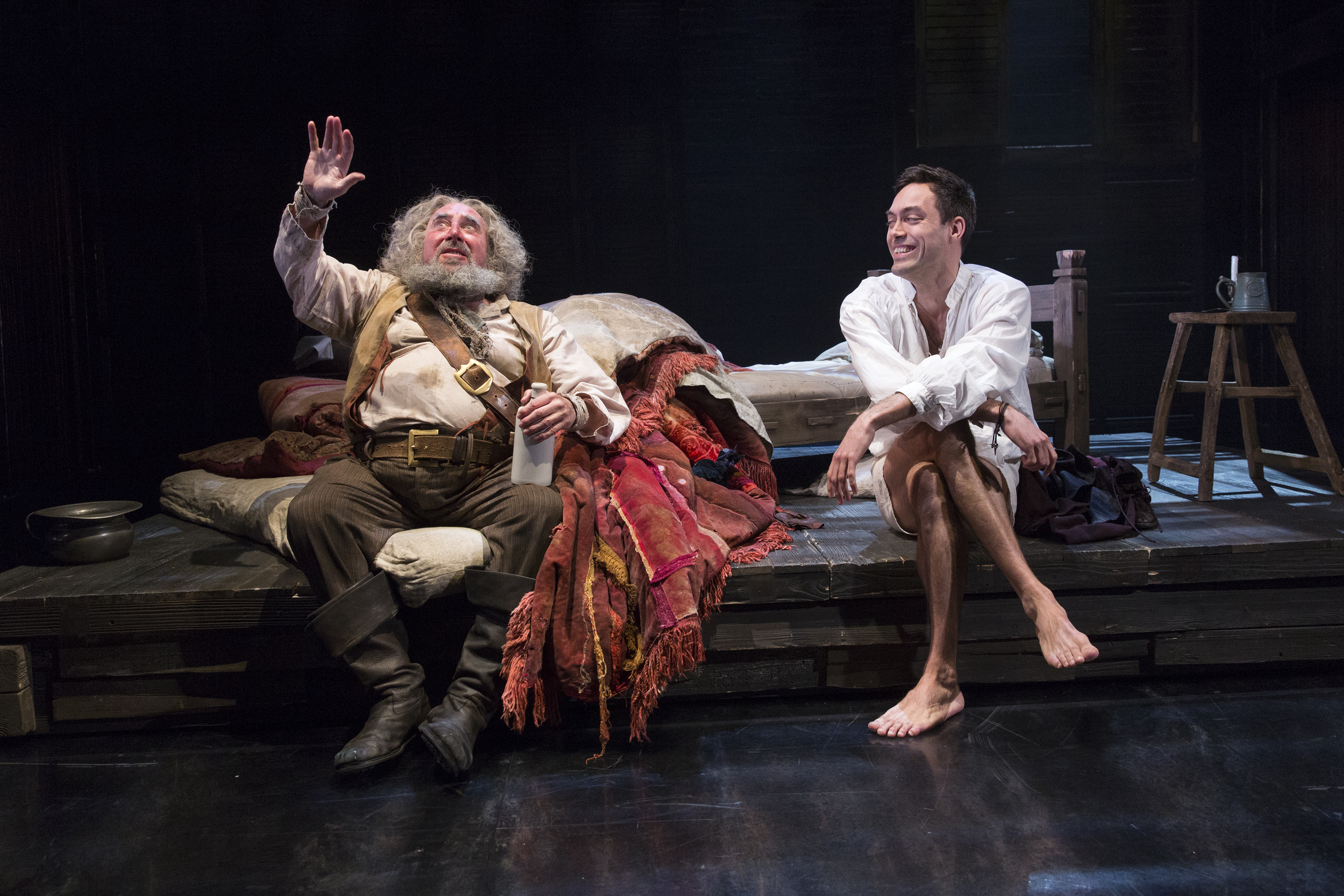 Theater Review: 'King and Country: Shakespeare's Great Cycle of Kings'
