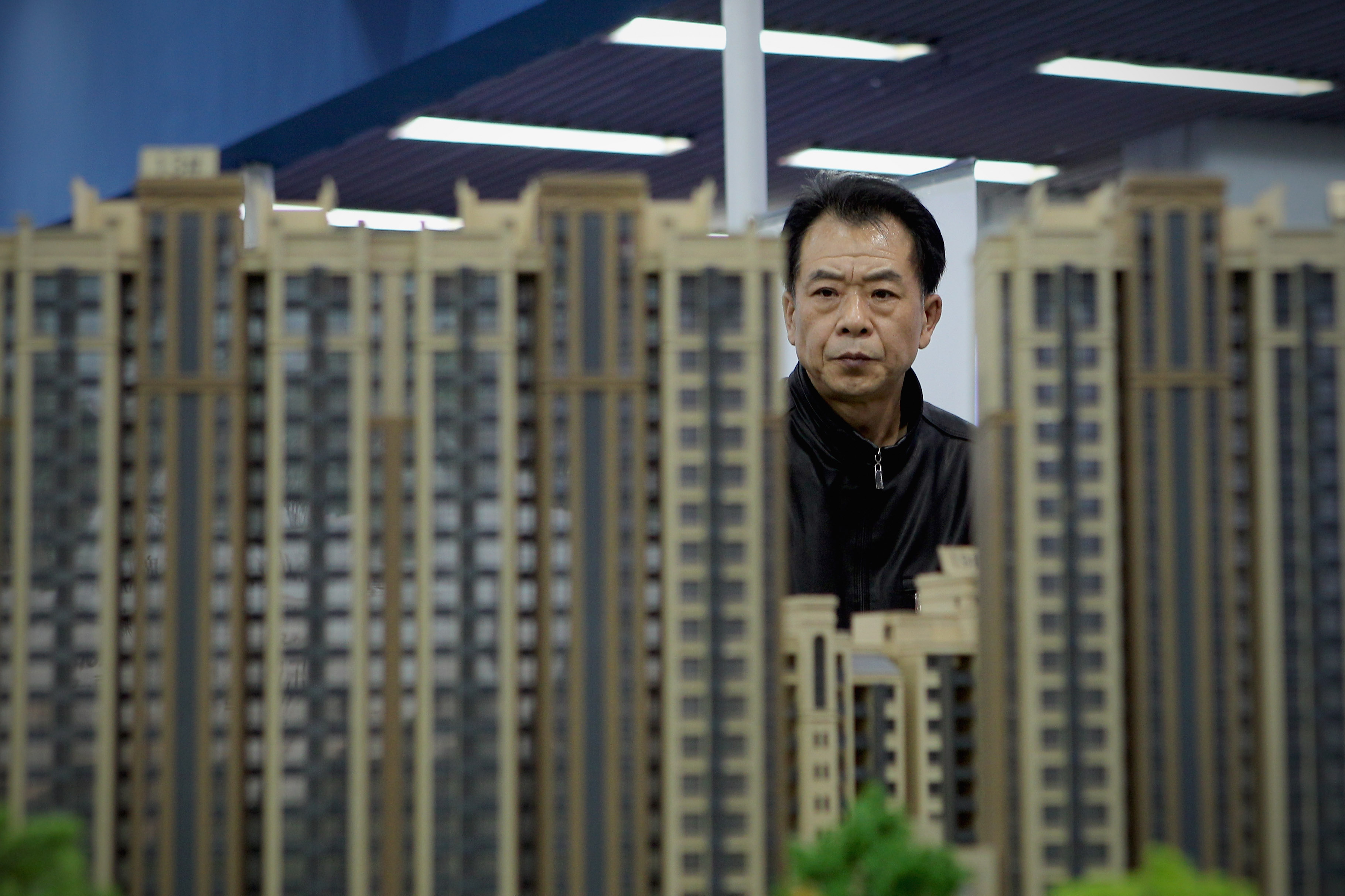Bubble Watch: Experts Sound Alarm on Chinese Real Estate