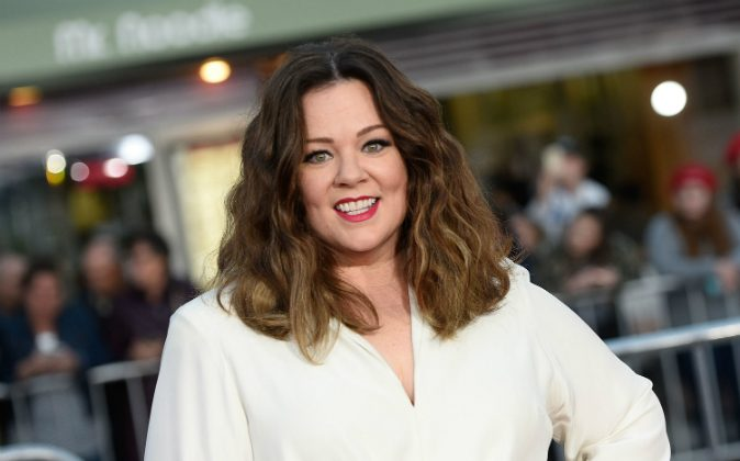 Actress Melissa McCarthy attends the Los Angeles Premiere of 'The Boss' in Westwood, California, on March 28, 2016. / AFP / ANGELA WEISS (Photo credit should read ANGELA WEISS/AFP/Getty Images)