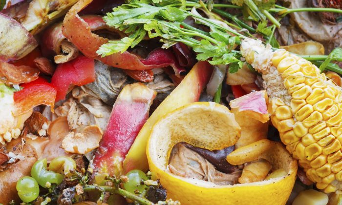 A pile of compost. (piotr_malczyk/iStock Photos)