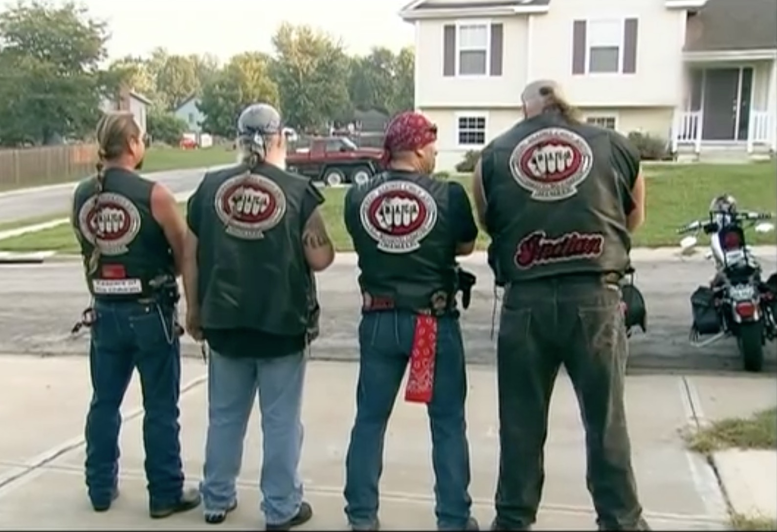 This Group of Bikers Is Trying to Stop Child Abuse