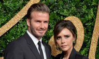 Singing Talent Runs in Beckham Family, Cruz Sings an A Cappella Version of 'Hope'