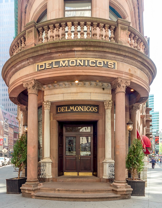Delmonico's. (Courtesy of Delmonico's)