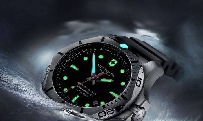 Victorinox wants you to feel every day s adventure baselworld luxury watches swiss watch for Adventure watches
