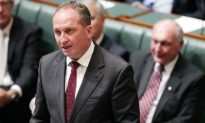 Barnaby Joyce and Vikki Campion Said Public Should 'Move On' From Affair