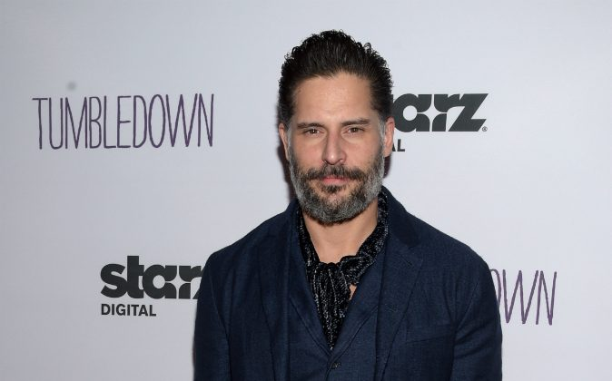 Actor Joe Manganiello attends the special screening of 'Tumbledown' hosted by Starz Digital and The Cinema Society at Aero Theatre on February 1, 2016 in Santa Monica, California. (Photo by Jason Kempin/Getty Images)