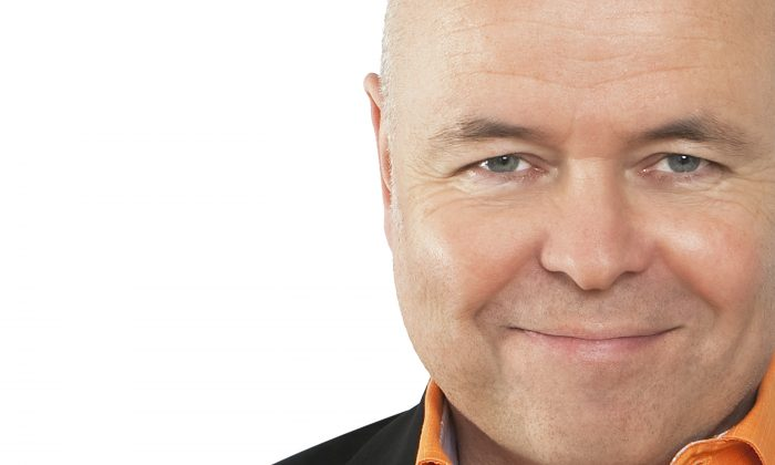 """Marketing and advertising expert Terry O'Reilly is also host of the award-winning radio show """"Under The Influence"""" on CBC Radio, Sirius, and WBEZ Chicago. (Courtesy Terry O'Reilly)"""