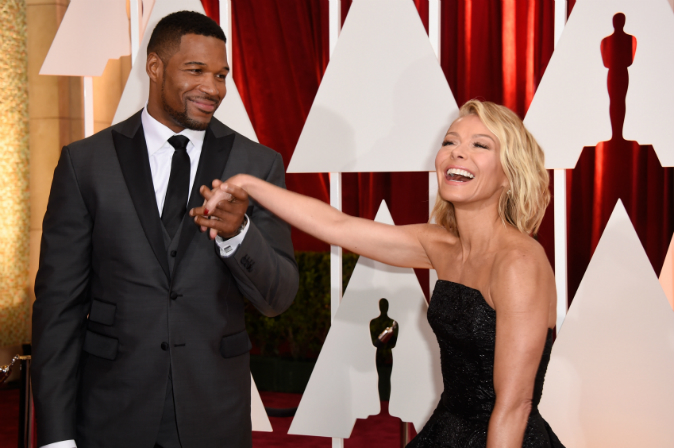 Michael Strahan's Last Day on 'LIVE!' Is May 13