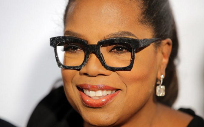 Actress/executive producer Oprah Winfrey attends the Tribeca Tune In: 'Greenleaf' Screening at John Zuccotti Theater at BMCC Tribeca Performing Arts Center on April 20, 2016 in New York City. (Photo by Jemal Countess/Getty Images)