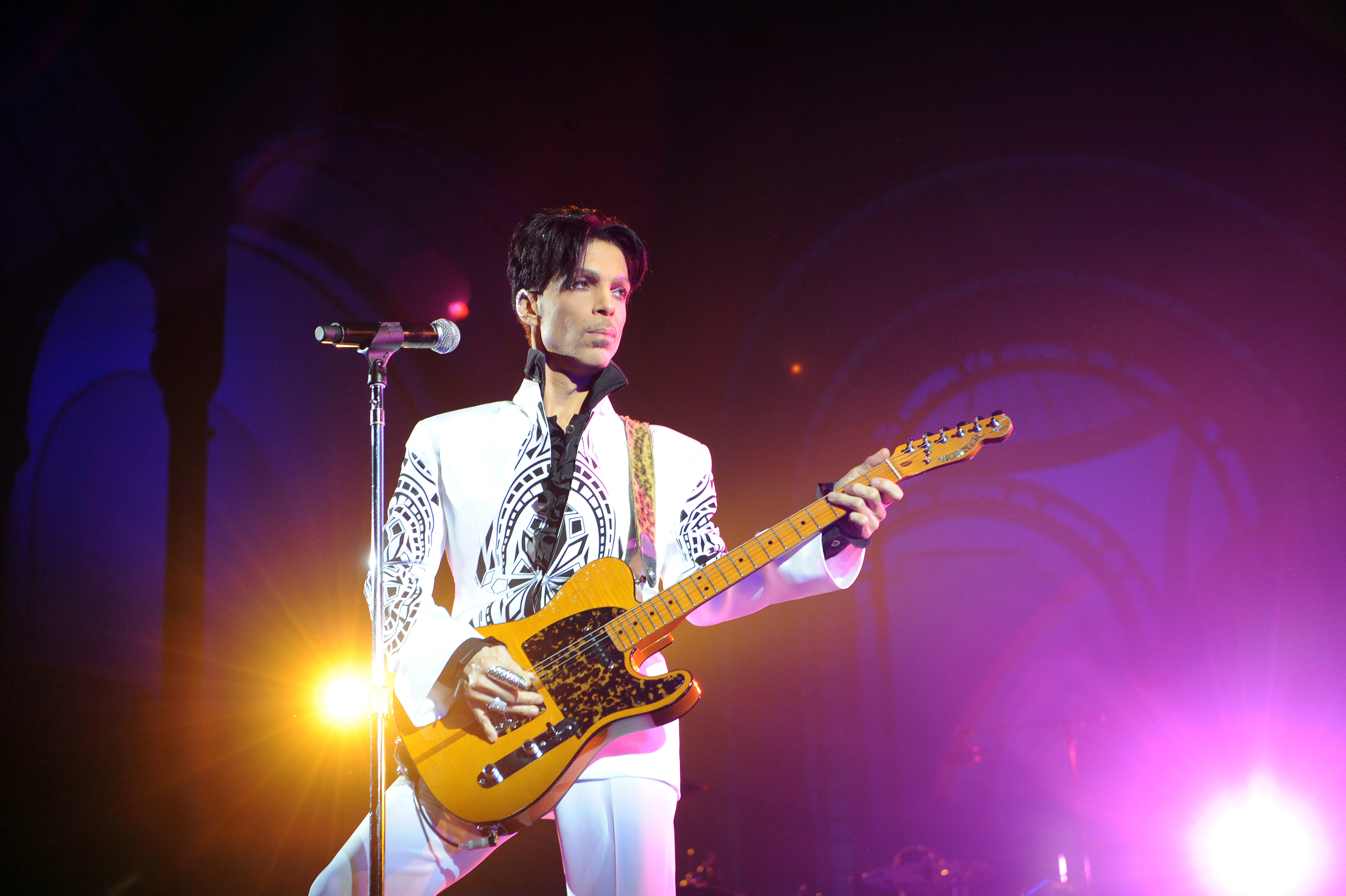 Prince Reportedly Treated for Drug Overdose Just Days Before Death