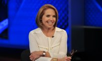Katie Couric Responds to Kelly Ripa and Michael Strahan Rift