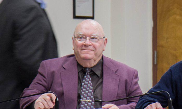 Fourth Ward Councilman Frank Bell in 2015. (Holly Kellum)